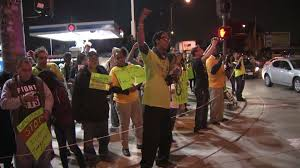 walmart thanksgiving 2014 ads at pico rivera wal mart workers u0026 critics protest company u0027s