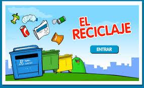 imagenes animadas sobre el reciclaje clasificación y reciclaje pisapapeles