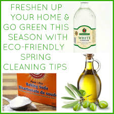 Springcleaning Eco Friendly Spring Cleaning Tips