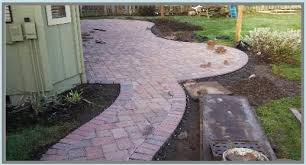 Cost Of Paver Patio Or Portland Hardscape Contractor