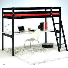lit mezzanine avec bureau intégré mezzanine avec bureau lit mezzanine 1 place bureau integre alexy