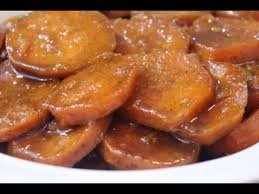 Soul Food Thanksgiving Dinner Menu Southern Baked Candied Yams Soul Food Style I Recipes