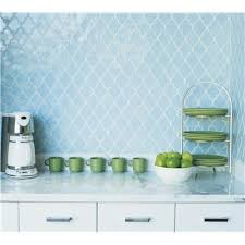 Best Beautiful Backsplash Solid Colors Images On Pinterest - Blue backsplash tile