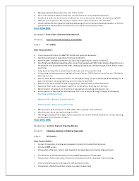 Sample Resume For Nanny Housekeeper by Resume For Nannies Objective Examples Contegri Com