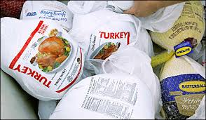 thanksgiving buying a turkey
