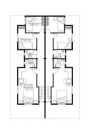 duplex narrow lot floor plans layout plan of duplex house 3 bedroom duplex floor plans house plans