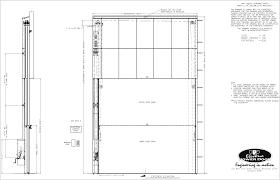 illustrations and drawings electric power doorelectric power door