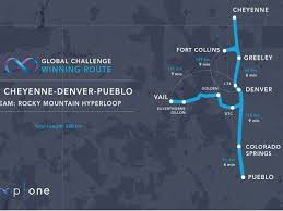 Colorado Travel Times images Colorado hyperloop one step closer to reality JPG
