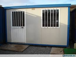 bureau container bureau container te koop in durbuy barvauxsur ourthe 2dehands be