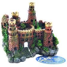 aquarium fish tank decorations discount buildings and ruins