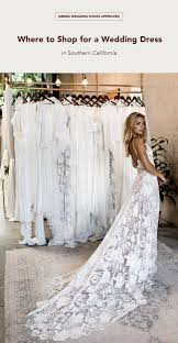 wedding dress shops where to shop for a wedding dress in southern california green