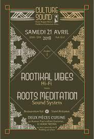 deux pi鐵es cuisine blanc mesnil sound 3 rootikal vibes hi fi meets roots meditation deux