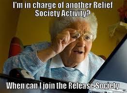 Relief Meme - release society quickmeme