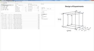 design of experiments drylab