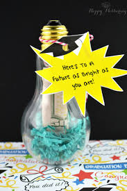 Gifts For Future In Diy Graduation Gifts Brightest Future Happy Mothering