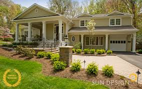 split level ranch house whole house remodeling northern va sun design remodeling