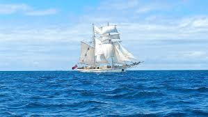 the one and all sail training tall ship