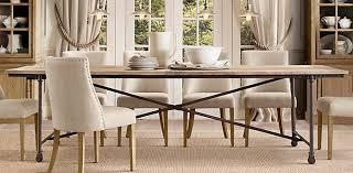 restoration hardware flatiron table flatiron dining restoration hardware new kitchen pinterest