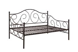 Metal Daybed Frame Dhp Daybed Metal Frame Multifunctional