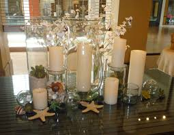 Dining Room Table Candle Centerpieces by Centerpieces For Dining Room Tables Provisionsdining Com