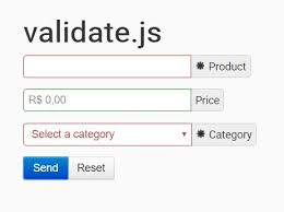 parsley pattern js minimal html5 form field validation plugin for jquery validate