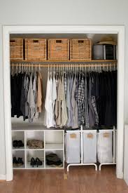 Closetmaid Ideas For Small Closets They Wanted More Closet Storage Without Remodeling See What They
