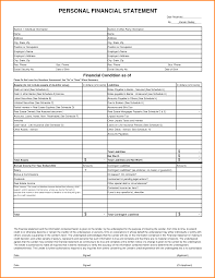 Income And Expense Statement Template by 9 Personal Income Statement Template Writable Calendar