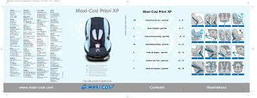 regle siege auto mode d emploi maxi cosi priori xp siège auto trouver une