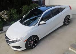 Honda Civic Type R Alloys For Sale Custom Made Super Concave 19