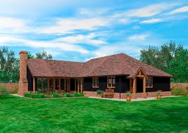 Timber Framed Bungalows Designs