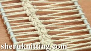 hairpin lace loom crochet on hairpin loom tutorial 17 hairpin lace