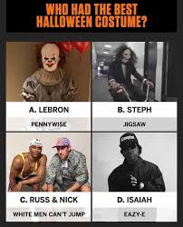 Meme E - dopl3r com memes who had the best halloween costume a lebron