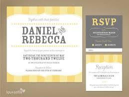 wedding invitations with rsvp reduxsquad com