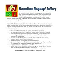 Fundraising Letter Sles For Donations Food Donation Letter Sle 65 Images Best Photos Of Asking