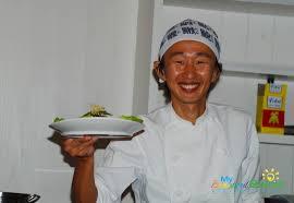 taste testing chef toshiya u0027s jyoto creations my beautiful belize