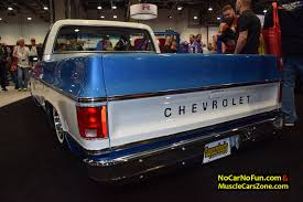 syndicate car chevrolet truck squarebody syndicate series 2015 sema motor show