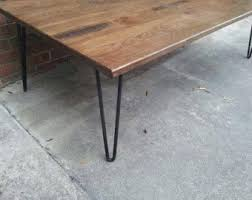 Hairpin Coffee Table Legs Metal Furniture Accents By Blueridgemetalworks On Etsy
