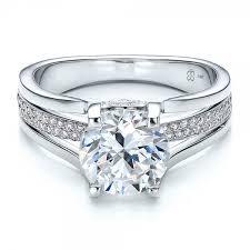 Personalized Wedding Band Perfect Personalized Wedding Ring With Custom Diamond Engagement