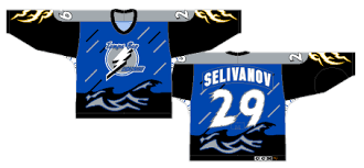 Tampa Bay Lighting Schedule Worst To First Tampa Bay Lightning Jerseys Ranked By Hockey By