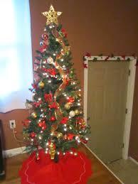 family dollar christmas trees as christmas decor on a budget