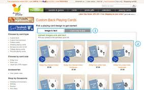 make your own custom back playing cards tutorials