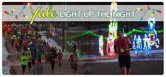 yule light up the night millenniumrunning com