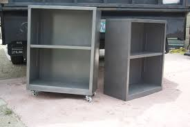 Metal Barrister Bookcase Vintage Steel Bookcases