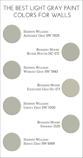 benjamin moore light gray colors the best light gray paint colors for wallsdove grey color benjamin