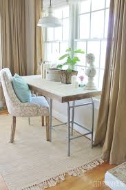 Diy Rustic Desk by Diy Pendant Light A Fig Tree U0026 Thoughts On Decorating City