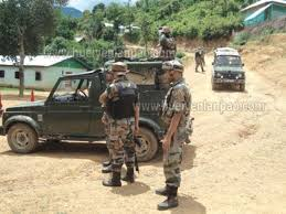 list of assam rifles 6 ugs killed in gunfight with assam rifles 24th jun13 e pao