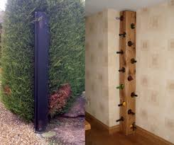 wine rack before and after tall wine rack sosfund