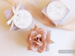 wedding favor boxes diy wedding favor boxes and tags the elli