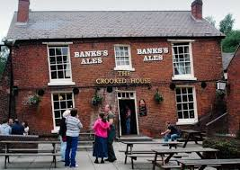Crooked House Notable Pubs 2 The Crooked House Himley Staffs