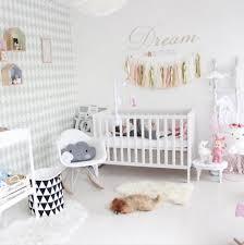 chambre bébé fille les 10 plus belles chambres de petites filles sur instagram
